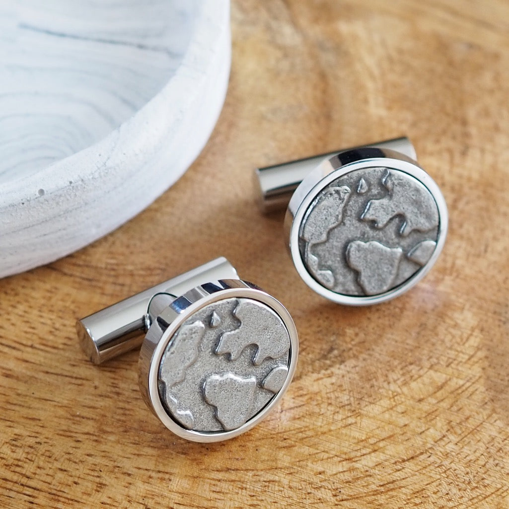 'Mean The World' Cufflinks