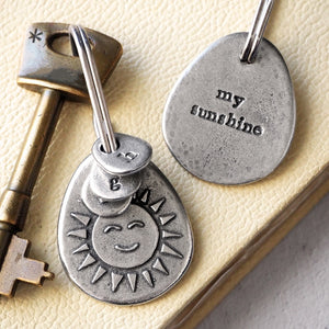 'My Sunshine' Keyring