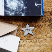 Load image into Gallery viewer, 'You're a Star' Pocket Star Token