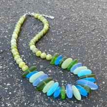 Jelly Beans Gemstone Necklace