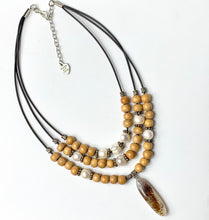 Multi Strand Pearls Necklace