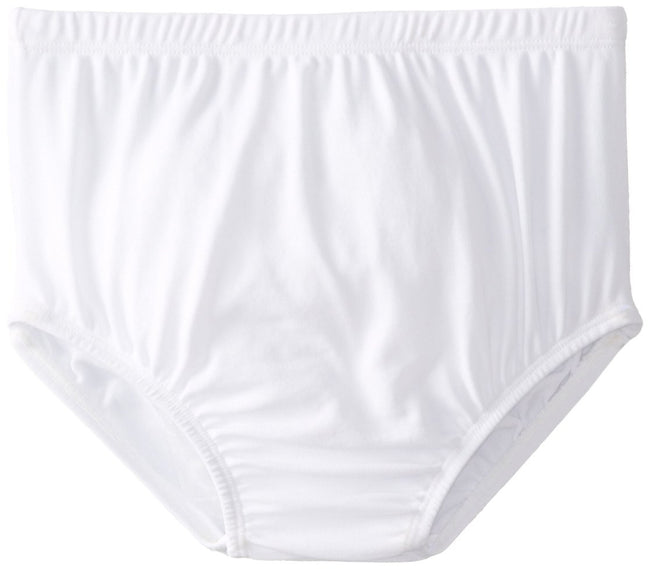 Clementine Little Girls' Full Cut Athletic Briefs - Clementine Apparel