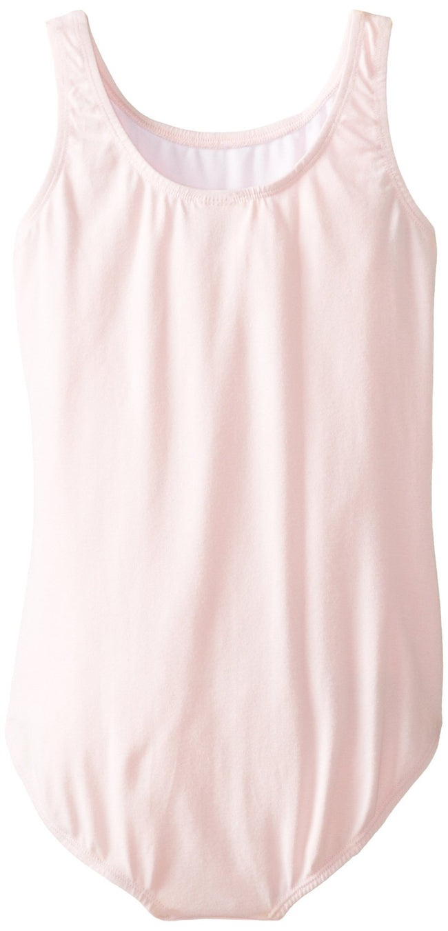Clementine Little Girls' Ballet Cut Tank Leotard - Clementine Apparel