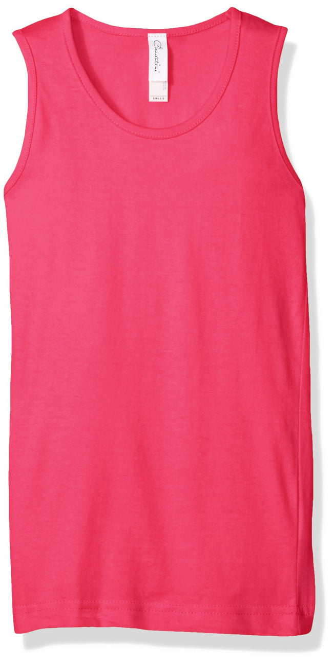 Clementine Big Girls' Everyday Wide Strap Tank Top - Clementine Apparel