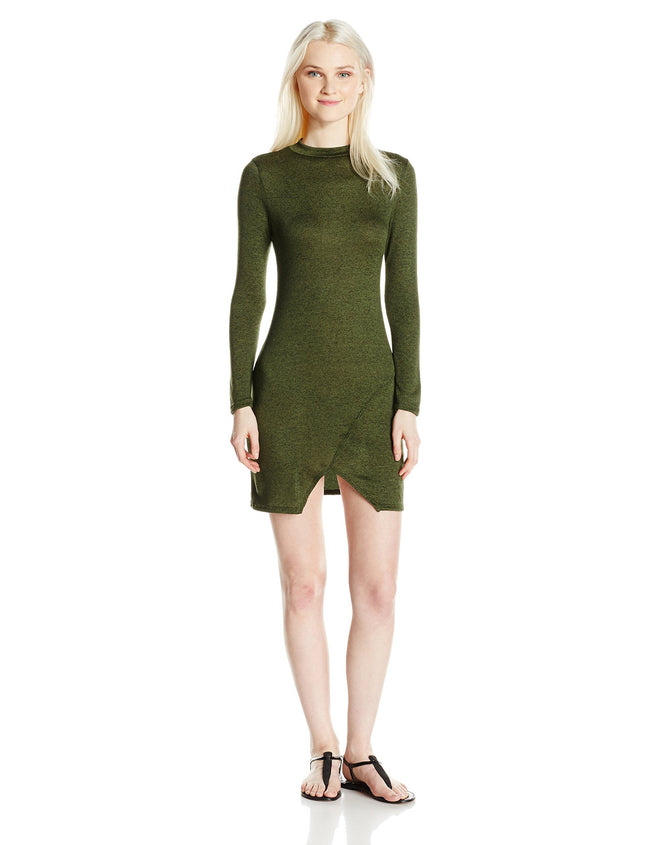 Clementine Women's Everyday Junior Sizing Long Sleeve Sleeve Dress - Clementine Apparel