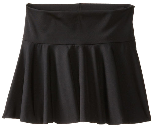 Clementine Big Girls' Microfiber Pull-On Skirt - Clementine Apparel