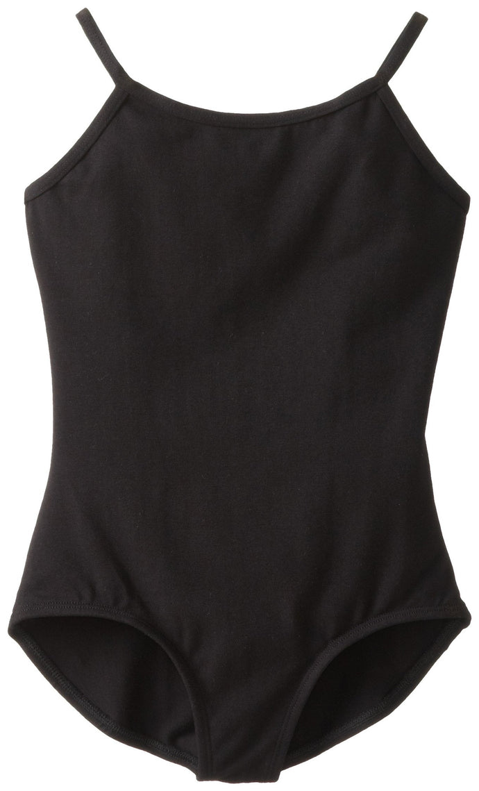 Clementine Big Girls' Thin Strap Leotard - Clementine Apparel