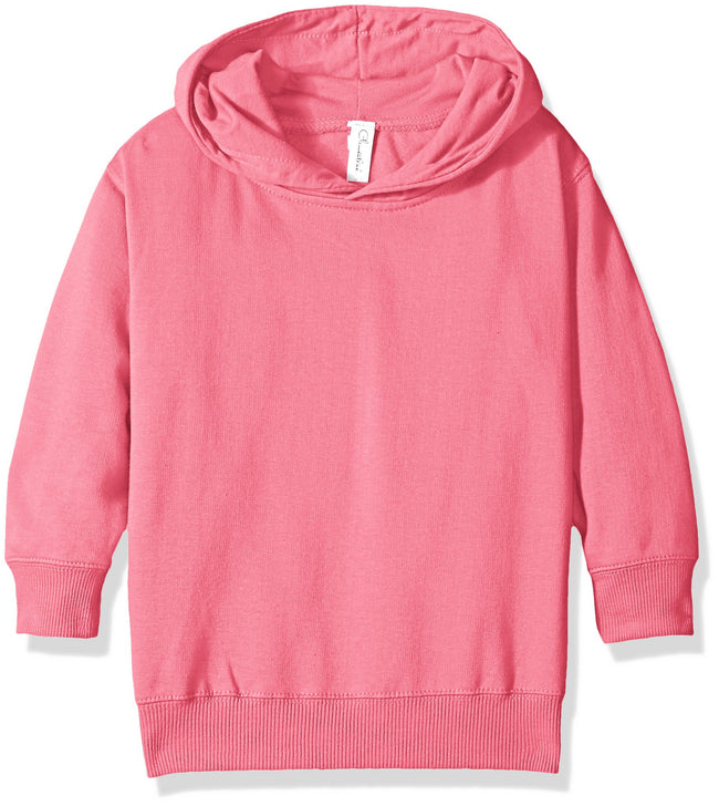 Clementine Little Girls' Toddler's Fleece Pullover Hood - Clementine Apparel