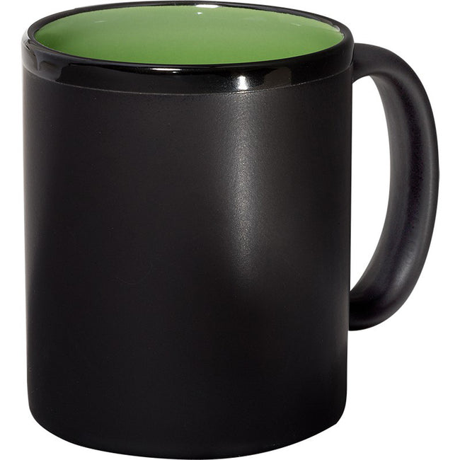 Clementine Color Karma Ceramic Mug 11 oz - Clementine Apparel