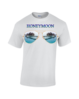 Shady Graphic T-Shirt-Honeymoon Collection - Clementine Apparel