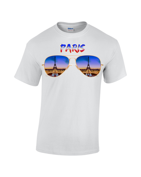 Shady Graphic T-Shirt-City Collection - Clementine Apparel