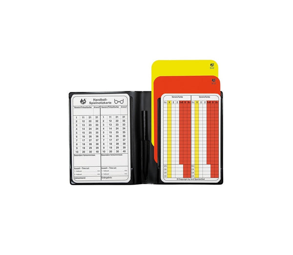 Referee Wallet & Cards