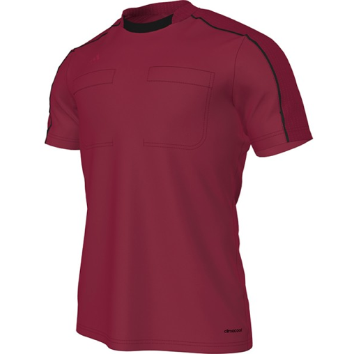 Adidas Referee 16 S/S Shirt - Red
