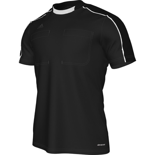 Adidas Referee 16 S/S Shirt - Black