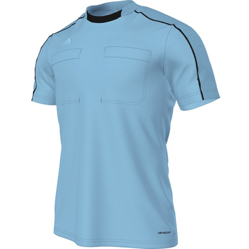 Adidas Referee 16 S/S Shirt - Blue