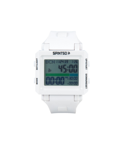 SPINTSO Ref Watch 2S - Limited Edition White