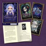 Oracle of Shadows & Light by Lucy Cavendish & Jasmine Becket-Griffith