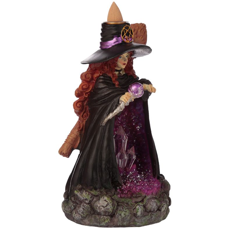 Holographic Witchy incense burner