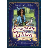 Everyday Witch Oracle Cards & Book by Deborah Blake