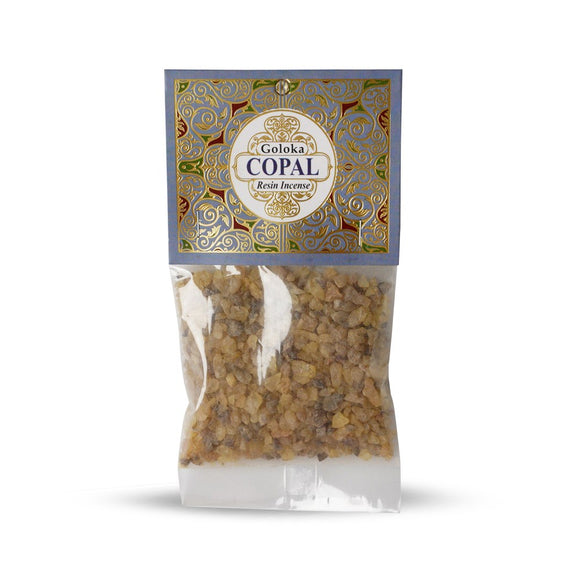 Goloka Copal Resin Incense