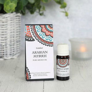Goloka 10ml Arabian Myrrh Fragrance Oil