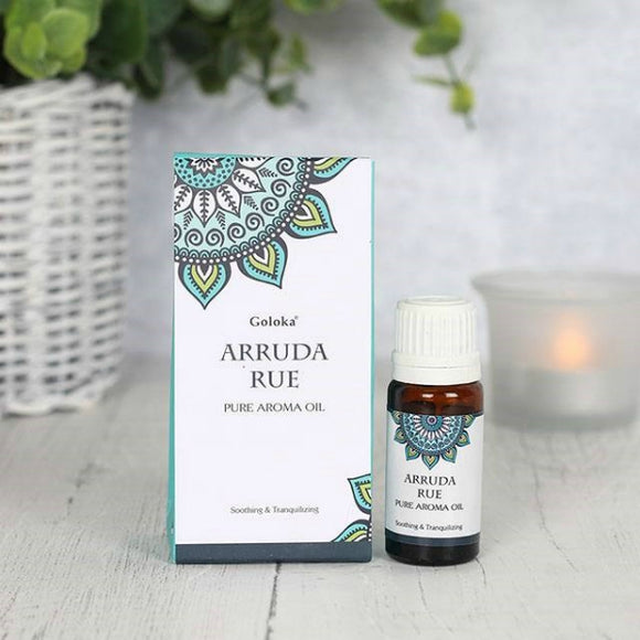 Goloka 10ml Arruda Rue Fragrance Oil