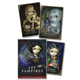 Les Vampires Oracle by Lucy Cavendish & Jasmine Becket-Griffith