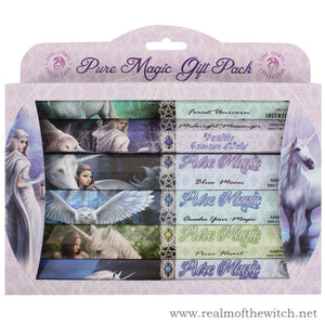 Pure Magic Incense Gift Pack by Anne Stokes