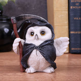 Reapers Flight Grim Reaper Owl Familiar Figurine 12.5cm