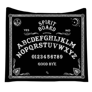 Spirit Board Throw by Nemesis Now **ON SALE** WAS 34.99 NOW 25.99