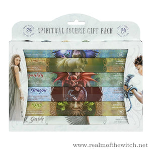 Spiritual Incense Stick Gift Pack by Anne Stokes