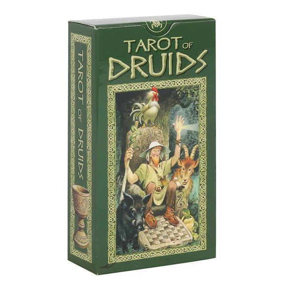 Tarot of Druids Tarot Cards