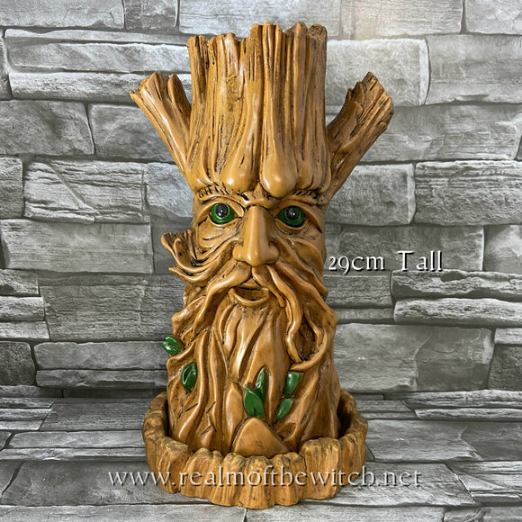 Tree Man Incense Cone Holder Large **ON SALE** WAS 24.99 NOW 19.99