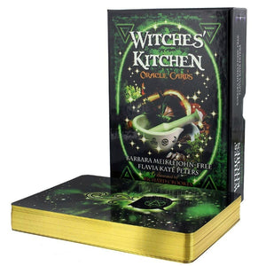 Witches' Kitchen Oracle Cards