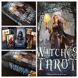 Witches Tarot Kit By Ellen Dugan