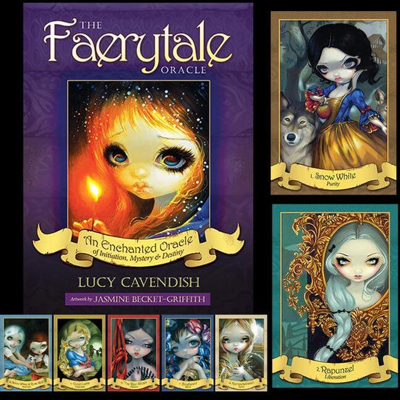 Faerytale Oracle by Lucy Cavendish & Jasmine Becket-Griffith