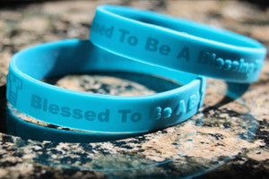 Blessed To Be A Blessing™ Bracelets 10 or 20 Pack
