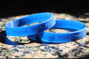 Thank You Jesus® Bracelets 10 or 20 Pack