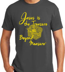 Jesus Is The Treasure Beyond Measure®