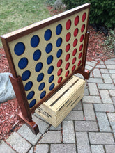 Jumbo Giant Connect 4 ( four ) game 3' x 2' - NEW ( FREE SHIPPING )