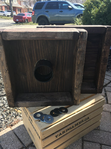 Washer Toss - Handcrafted (FREE SHIPPING)