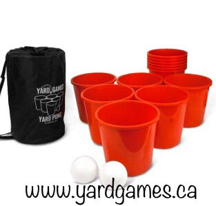 Yard Pong / Beer Pong - NEW ( FREE SHIPPING )