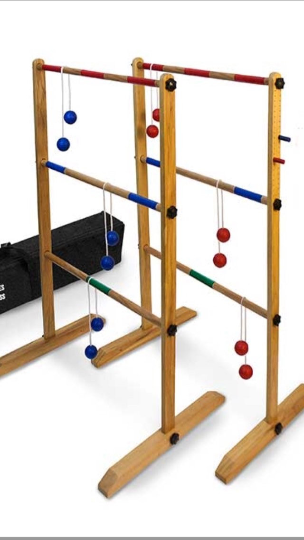 Ladderball game - NEW ( FREE SHIPPING )