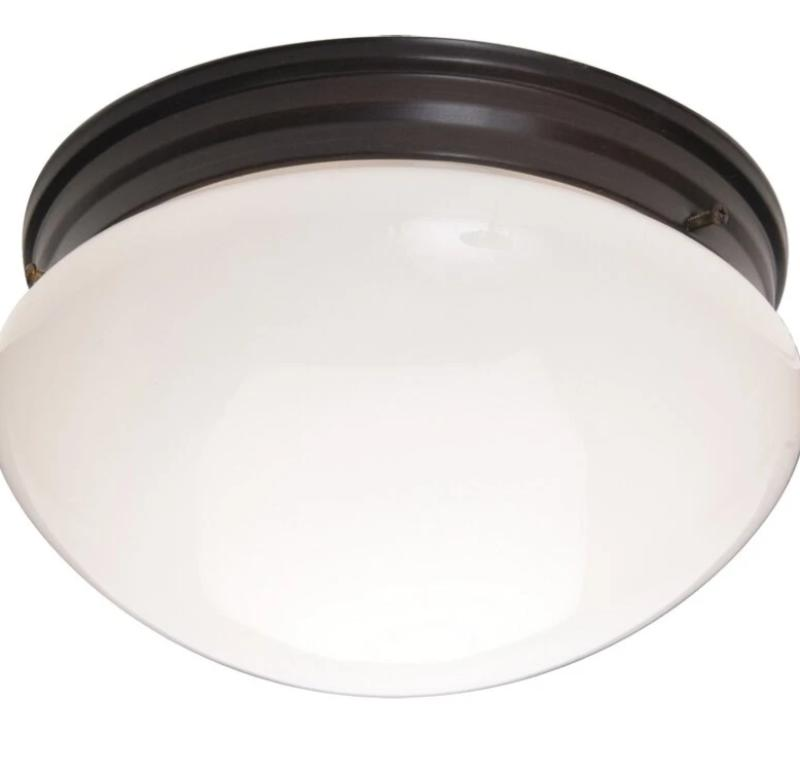 Slatington 2-Light Flush Mount