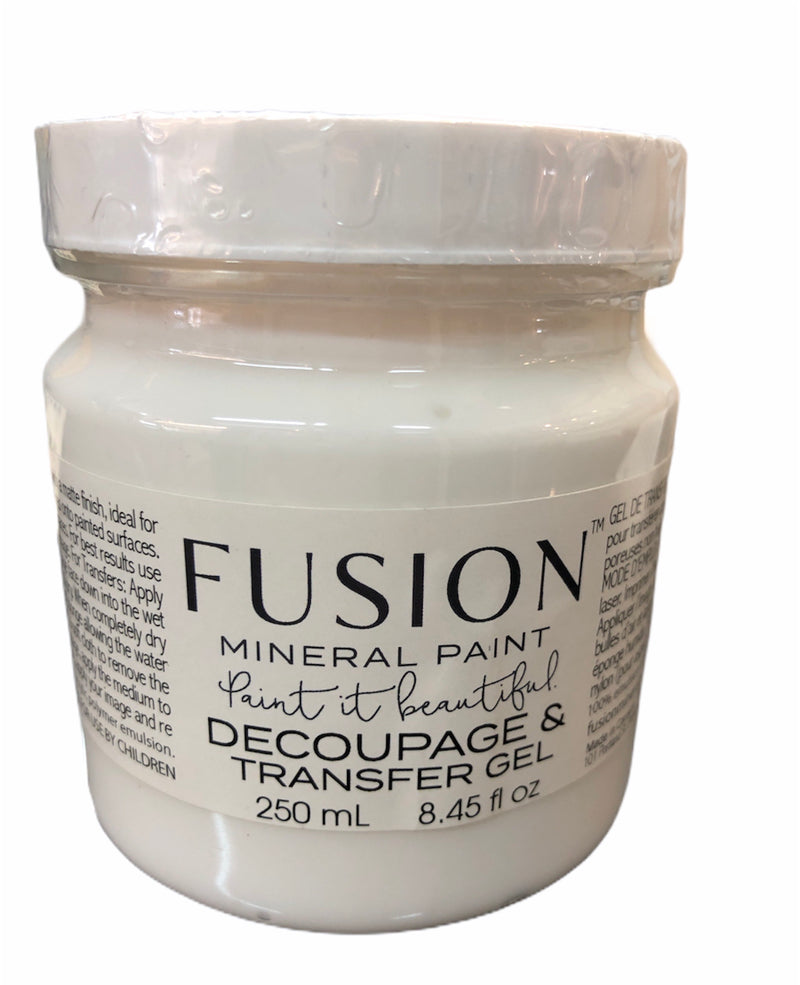 SMALL FUSION TRANSFER GEL