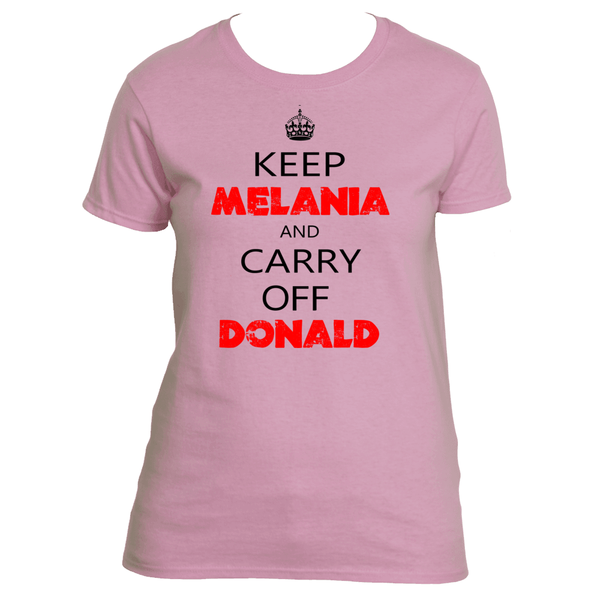 Melania Trump Keep Calm T-Shirt