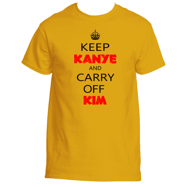 Kanye West Keep Calm T-Shirt