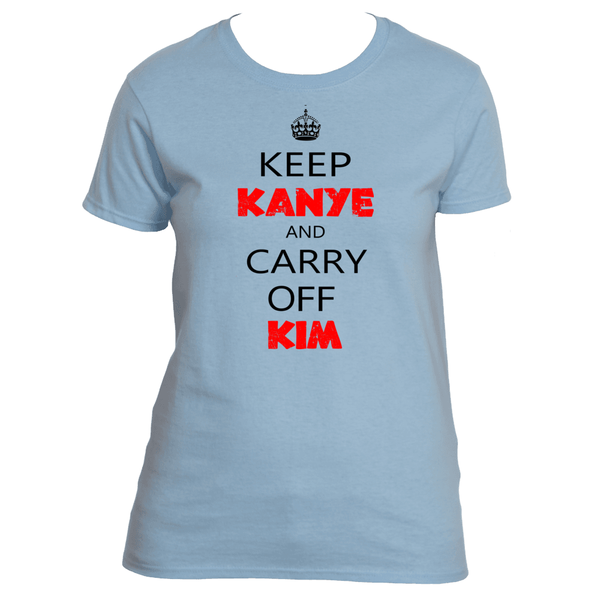 Kim Kardashian Keep Calm T-Shirt