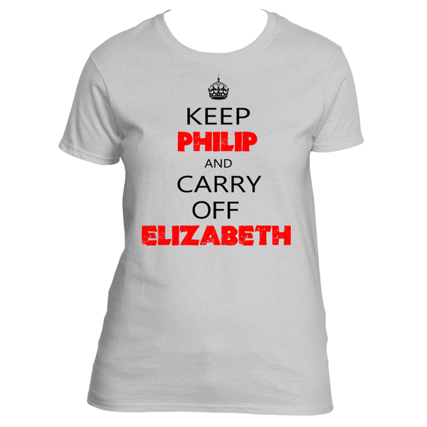 Queen Elizabeth Keep Calm T-Shirt