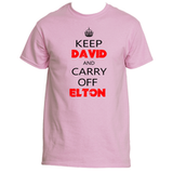 Elton Keep Calm T-Shirt